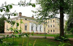 Vierastalo Wuojoki - Vuojoen Kartano Finland