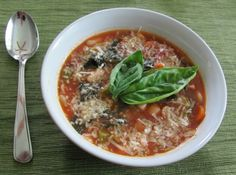 The Green (Wo)Man's garden harvest minestrone | The Vancouver Sun