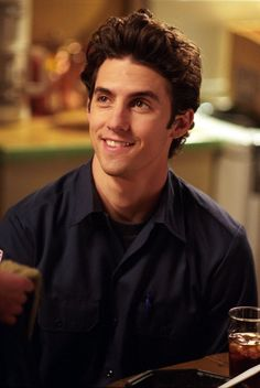 Kind of afraid that I might love Milo Ventimiglia - 'Gilmore Girls'