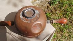 Vintage Copper Garden Sprayer with Makers Mark Pulverisateur Le Francais LM Paris Copper Garden Sprayer Quality Copper DIrect from France by CopperAntiquity on Etsy