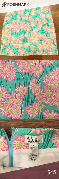 RARE Lilly Pulitzer Skirt Very rare vintage Lilly Pulitzer skirt! In perfect condition. Lilly Pulitzer Skirts Midi
