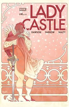 Download Free Ladycastle #4 (of 4)(2017)