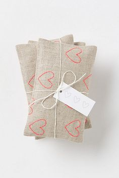 Great PRODUCT IDEA!     Rows of Roses Sachet   Now 19.95 was 38.00 at anthro   by K Studio. Natural Flax, organic cotton, hemp, rose buds and petals