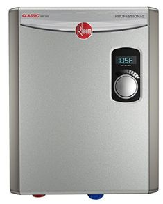 Rheem 2 Heating Chambers Re is used by All In One ( in Tankless Water Heater