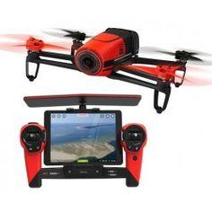 Bebop Drone con Skycontroller Azul