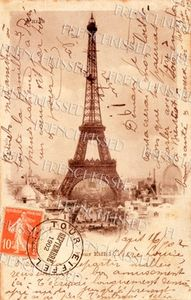 Challenge 93 at Papercraft Star - something French !