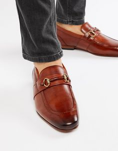 05cf74e3e3e44 TED BAKER DAISER BAR LOAFERS IN TAN LEATHER - TAN.  tedbaker  shoes  . Chaussures  HommesTed BakerCuir BeigeMocassinsAsos
