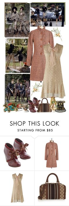 """""""No, we´re not dating, but he´s still mine"""" by fashionqueen76 ❤ liked on Polyvore featuring Chelsea Crew, Nick & Mo and Gucci"""