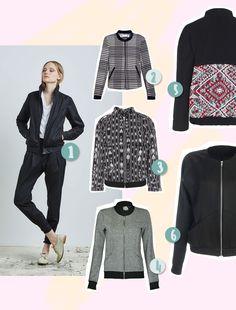 10 Slow Fashion Bomberjacken jetzt auf www.sloris.de <3 Mit dabei: Umasan, Pura Utz, Lilika Eden, Nancy Dee und Lovjoi
