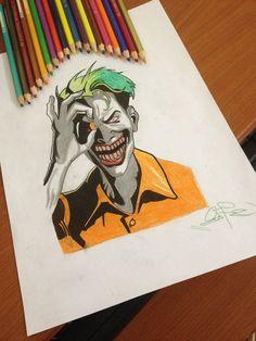 Joker-art