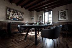 Art de la table. Domaine de Châteauvieux, Satigny. Genève.