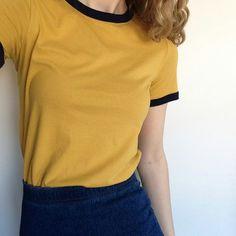 Imagen de yellow, tumblr, and grunge