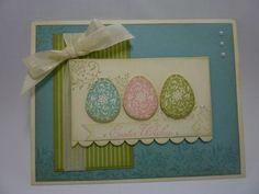 Easter card... super cute !