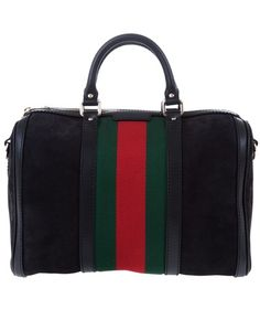 The most perfect Gucci doctor bag ever.  Someday...