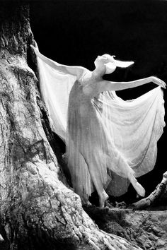 Nini Theilade in A Midsummer Night's Dream, 1935.