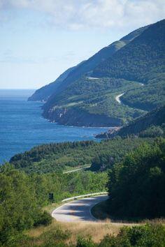 #nature - Cabot Trail, Cape Breton, Nova Scotia