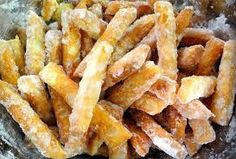 This snack hails from Trinidad and actually has religious roots. This is commonly served in Hindu and Moslem festivities. Kurma is made from spiced dough that's deep fried and coated with sugar. It has two variants: the hard, match stick type, and the soft, chewy type.  *Image by Caribbean Pot