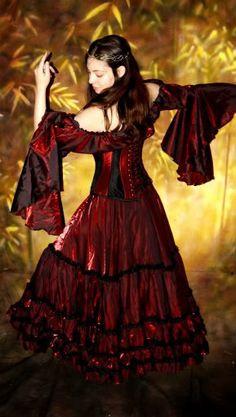 Celtic faerie princess costume regularly $275