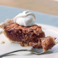 Pecan and Date Pie