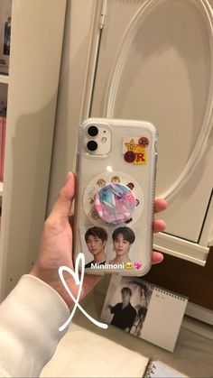 Kpop Phone Cases, Diy Phone Case, Iphone Phone Cases, Phone Covers, Iphone 11, Cute Cases, Cute Phone Cases, Aesthetic Phone Case, Bts Merch