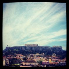 Monastiraki, Athens, Greece Athens Greece, Paris Skyline, Dolores Park, Places, Travel, Viajes, Trips, Athens, Tourism