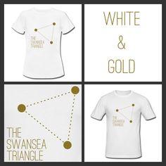 Tiki-Taka: White & Gold £15.50