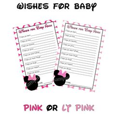 Baby Minnie Mouse Pictures To Print