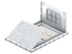 A range of single/ double unit Assist Lift Covers manufactured from mild steel plate. Steel thickness and underbracing designed to suit required load All Covers, Steel Plate, Dip, Meet, Range, The Unit, Design, Salsa, Cookers