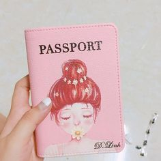 cute passport