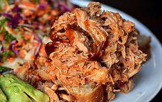Chicago Tribune - Pulled chicken: healthier, faster alternative
