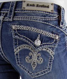 Rock Revival  (1 of my fave brand of jeans guaranteed to make your booty rock!)