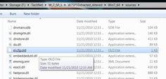 Reinstalling Windows 7