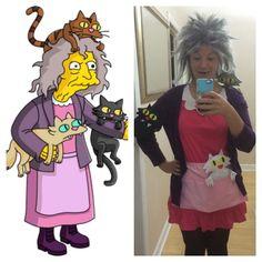 Crazy cat lady | Halloween