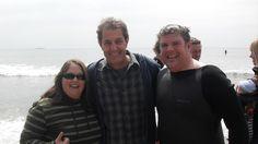 """Shaun Tomson at """"Share the Stoke"""" with us at Rincon-by Santa Barbara, CA!"""