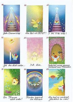 Der kleine Engel -Botschaft für die Seele - Lichtfunken