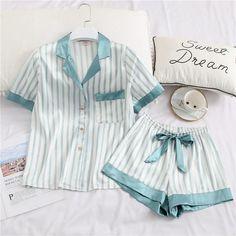 Pijama Satin, Satin Pyjama Set, Satin Pajamas, Silk Pj Set, Summer Pajamas, Cute Pajamas, Disney Pajamas, Cute Pajama Sets, Cute Sleepwear