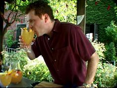 White Peach Sangria Recipe : Bobby Flay : Food Network