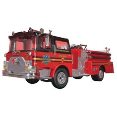 Revell 1:32 Scale Mack Fire Pumper Model Truck