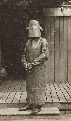 1890 yılındaki doktorların ameliyat giysileri