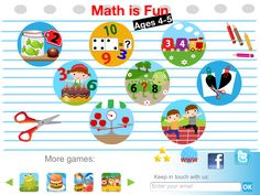 App Reviews to help you find the best apps for your preschool and kindergarten ipad.