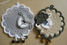 Crochet Aplication