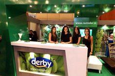 DERBY - stand   Foro Internacional del Banano in Hilton Colon Guayaquil , Ecuador   www.rastoder.si