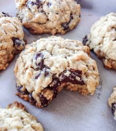 "the best lactation cookies AKA ""Hiking or anything active cookies"" (when making them for myself and childless friends!) howsweeteats.com"