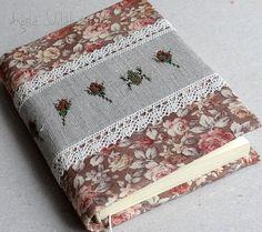 блокноты ручной работы с вышивкой - Поиск в Google