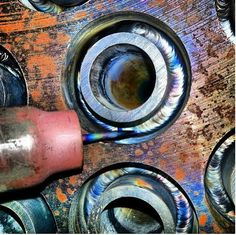 TIG welding is like the game of operation you have one chance to get it right!