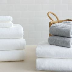 How To Fold Bath Towels Folding Thick Is Easier Than You Think