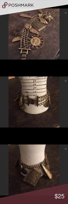 Nine West Vintage America Charm Bracelet Beautiful Nine West Vintage America Charm Bracelet! Nine West Jewelry Bracelets