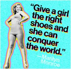 #quote #fashion #shoes