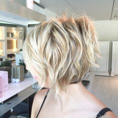 Short hair cute haircut julieanne hough hair