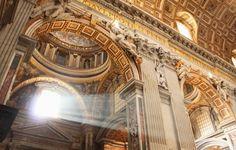 Vatican Wallpapers Interior